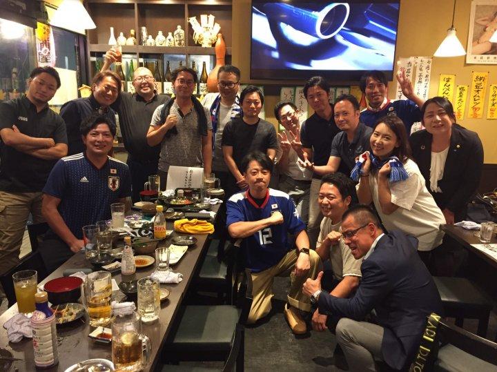 サッカー日本代表キリンチャレンジカップ2019観戦会